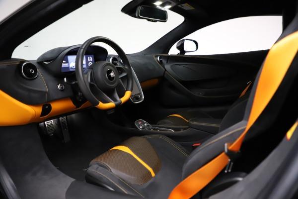 Used 2019 McLaren 570S for sale $177,900 at Alfa Romeo of Westport in Westport CT 06880 16