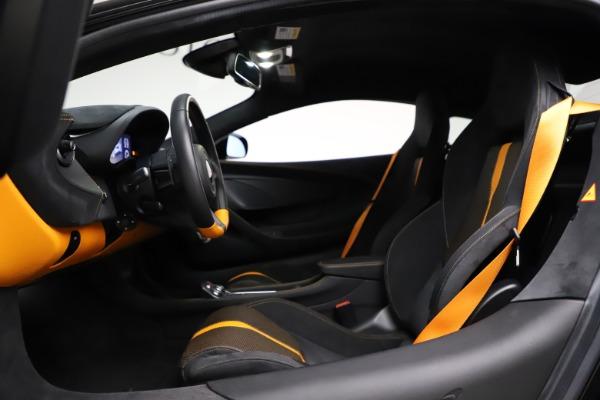 Used 2019 McLaren 570S for sale $177,900 at Alfa Romeo of Westport in Westport CT 06880 17