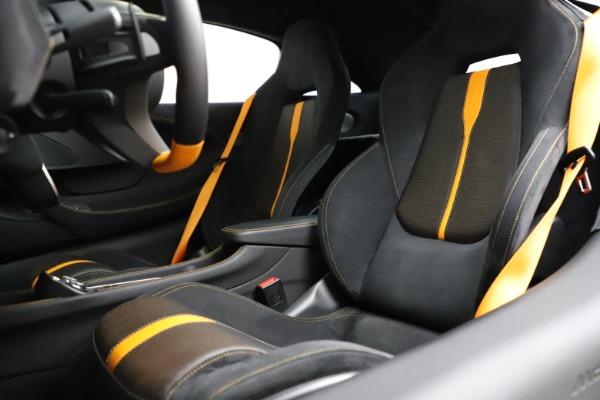 Used 2019 McLaren 570S for sale $177,900 at Alfa Romeo of Westport in Westport CT 06880 18