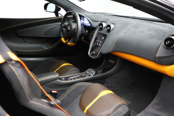 Used 2019 McLaren 570S for sale $177,900 at Alfa Romeo of Westport in Westport CT 06880 19