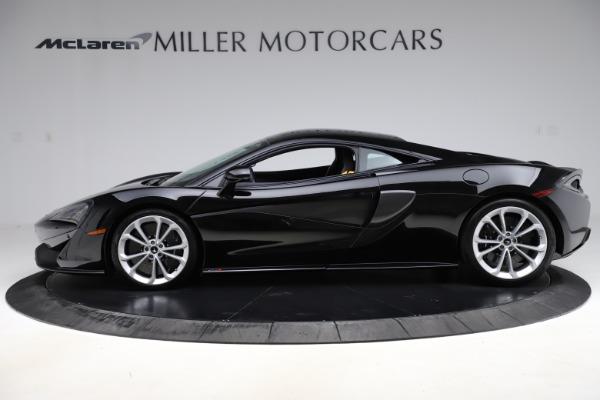 Used 2019 McLaren 570S for sale $177,900 at Alfa Romeo of Westport in Westport CT 06880 2