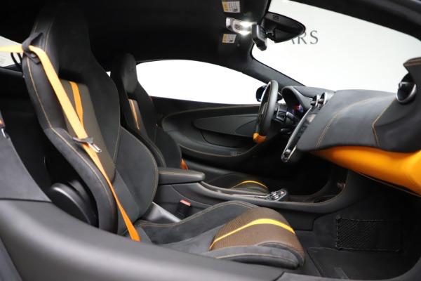 Used 2019 McLaren 570S for sale $177,900 at Alfa Romeo of Westport in Westport CT 06880 20