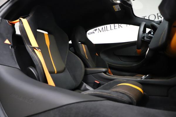 Used 2019 McLaren 570S for sale $177,900 at Alfa Romeo of Westport in Westport CT 06880 21