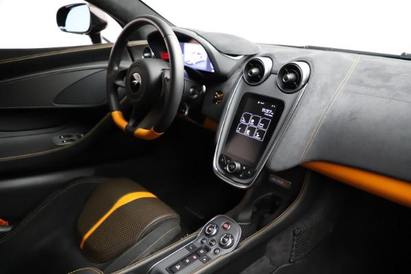 Used 2019 McLaren 570S for sale $177,900 at Alfa Romeo of Westport in Westport CT 06880 22