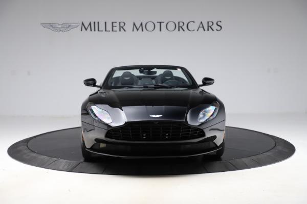 New 2021 Aston Martin DB11 Volante Convertible for sale $254,416 at Alfa Romeo of Westport in Westport CT 06880 11