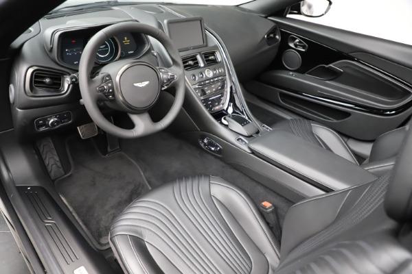 New 2021 Aston Martin DB11 Volante Convertible for sale $254,416 at Alfa Romeo of Westport in Westport CT 06880 13