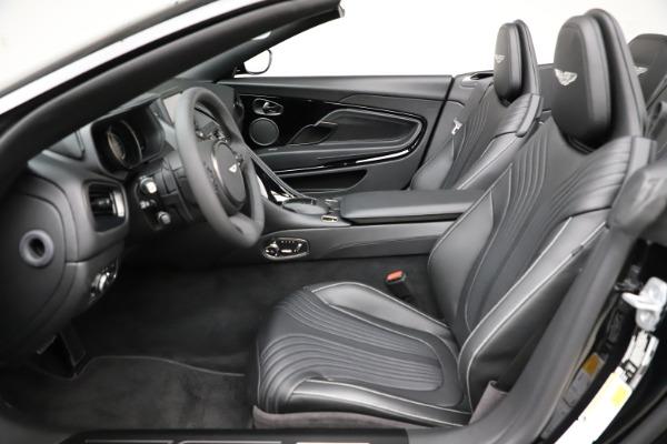 New 2021 Aston Martin DB11 Volante Convertible for sale $254,416 at Alfa Romeo of Westport in Westport CT 06880 14