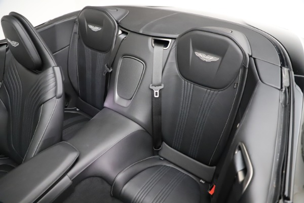 New 2021 Aston Martin DB11 Volante Convertible for sale $254,416 at Alfa Romeo of Westport in Westport CT 06880 16