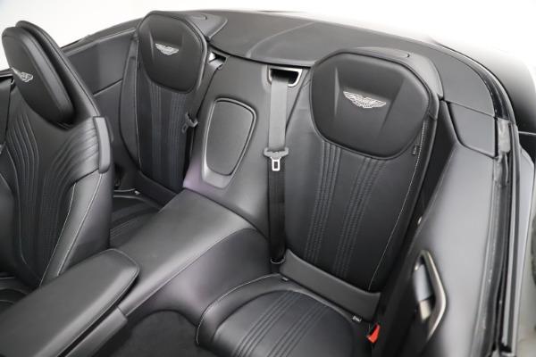 New 2021 Aston Martin DB11 Volante for sale $254,416 at Alfa Romeo of Westport in Westport CT 06880 16