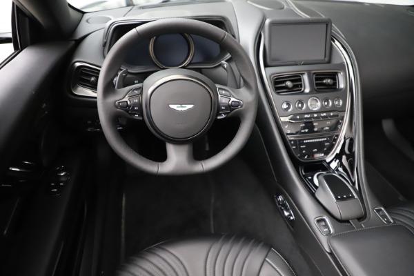 New 2021 Aston Martin DB11 Volante Convertible for sale $254,416 at Alfa Romeo of Westport in Westport CT 06880 17