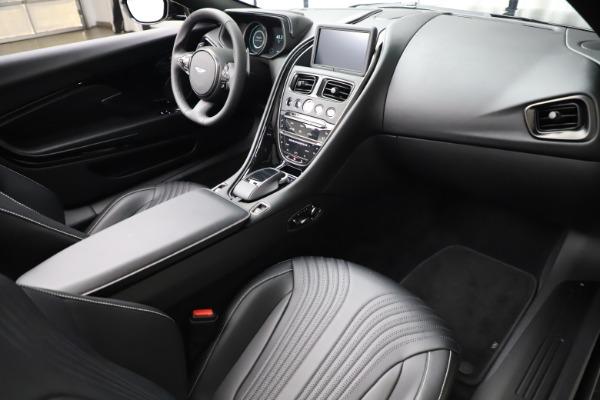New 2021 Aston Martin DB11 Volante Convertible for sale $254,416 at Alfa Romeo of Westport in Westport CT 06880 19