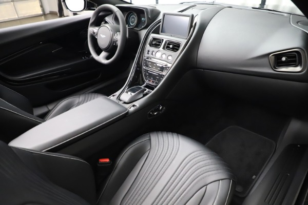 New 2021 Aston Martin DB11 Volante for sale $254,416 at Alfa Romeo of Westport in Westport CT 06880 19