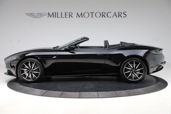 New 2021 Aston Martin DB11 Volante Convertible for sale $254,416 at Alfa Romeo of Westport in Westport CT 06880 2