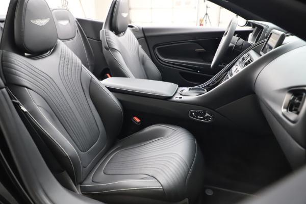 New 2021 Aston Martin DB11 Volante Convertible for sale $254,416 at Alfa Romeo of Westport in Westport CT 06880 21