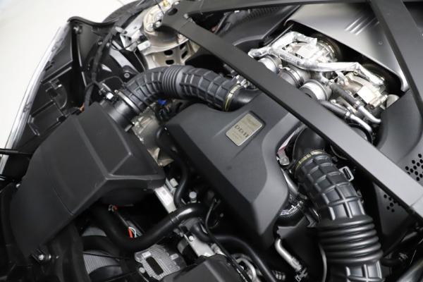 New 2021 Aston Martin DB11 Volante Convertible for sale $254,416 at Alfa Romeo of Westport in Westport CT 06880 22