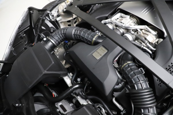 New 2021 Aston Martin DB11 Volante for sale $254,416 at Alfa Romeo of Westport in Westport CT 06880 22