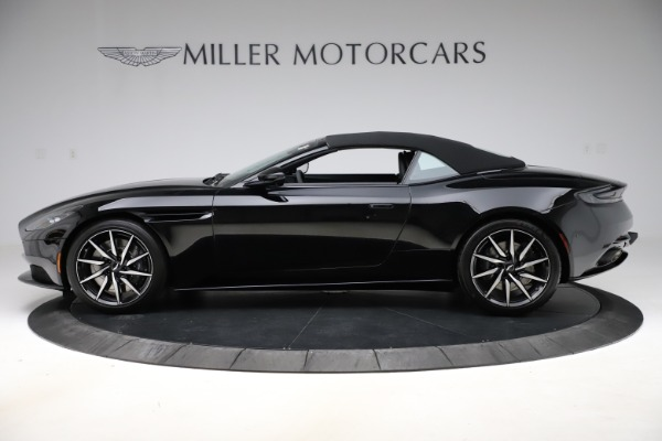 New 2021 Aston Martin DB11 Volante for sale $254,416 at Alfa Romeo of Westport in Westport CT 06880 25
