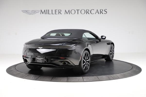 New 2021 Aston Martin DB11 Volante for sale $254,416 at Alfa Romeo of Westport in Westport CT 06880 27