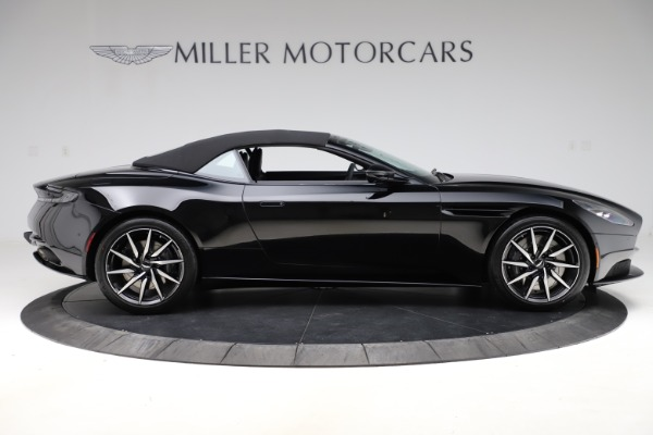 New 2021 Aston Martin DB11 Volante Convertible for sale $254,416 at Alfa Romeo of Westport in Westport CT 06880 28
