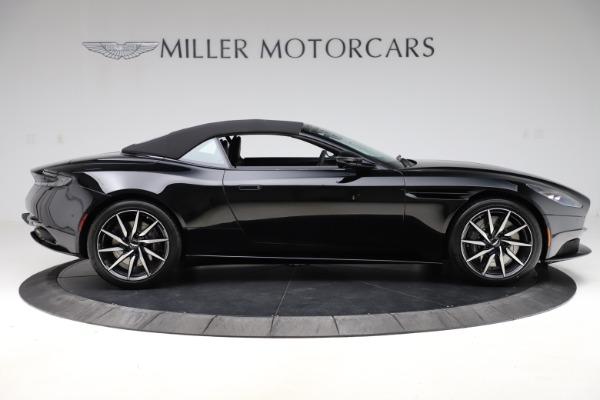 New 2021 Aston Martin DB11 Volante for sale $254,416 at Alfa Romeo of Westport in Westport CT 06880 28