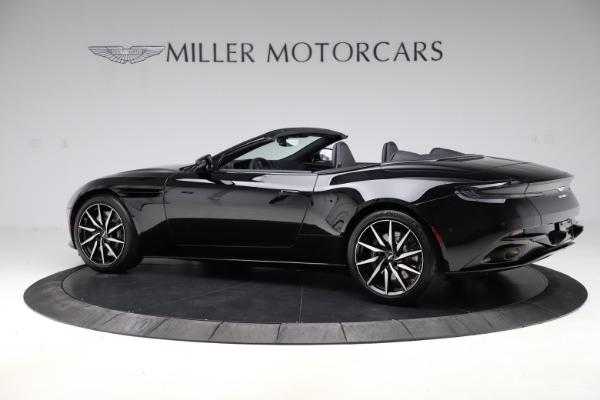 New 2021 Aston Martin DB11 Volante Convertible for sale $254,416 at Alfa Romeo of Westport in Westport CT 06880 3