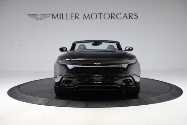 New 2021 Aston Martin DB11 Volante Convertible for sale $254,416 at Alfa Romeo of Westport in Westport CT 06880 5