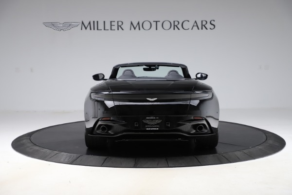 New 2021 Aston Martin DB11 Volante for sale $254,416 at Alfa Romeo of Westport in Westport CT 06880 5