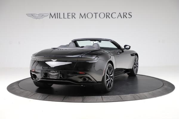 New 2021 Aston Martin DB11 Volante Convertible for sale $254,416 at Alfa Romeo of Westport in Westport CT 06880 6