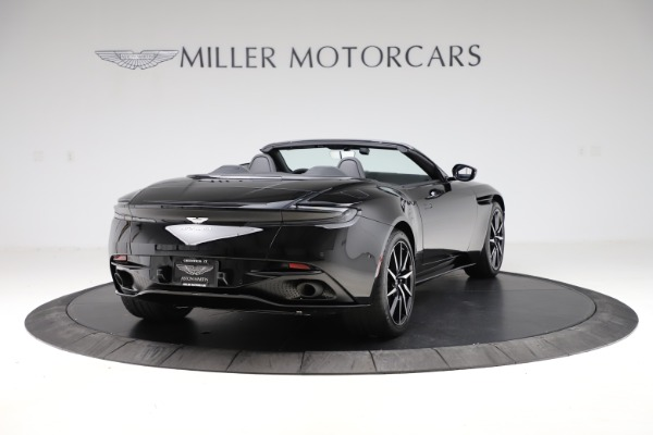 New 2021 Aston Martin DB11 Volante for sale $254,416 at Alfa Romeo of Westport in Westport CT 06880 6