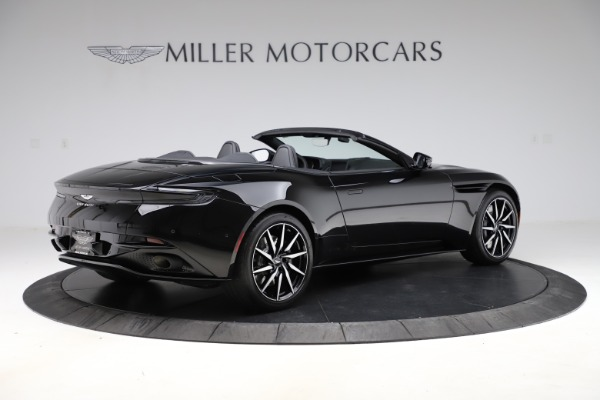 New 2021 Aston Martin DB11 Volante Convertible for sale $254,416 at Alfa Romeo of Westport in Westport CT 06880 7