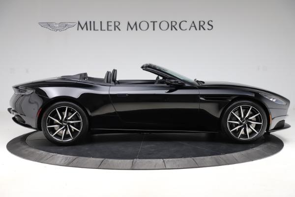 New 2021 Aston Martin DB11 Volante Convertible for sale $254,416 at Alfa Romeo of Westport in Westport CT 06880 8