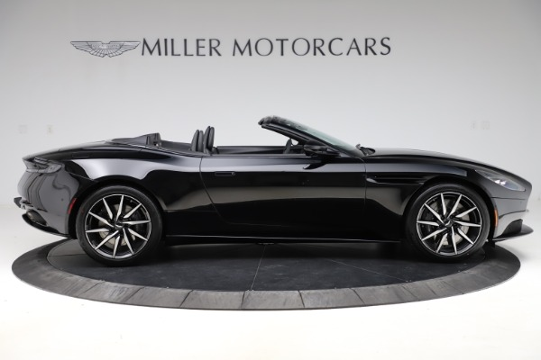 New 2021 Aston Martin DB11 Volante for sale $254,416 at Alfa Romeo of Westport in Westport CT 06880 8