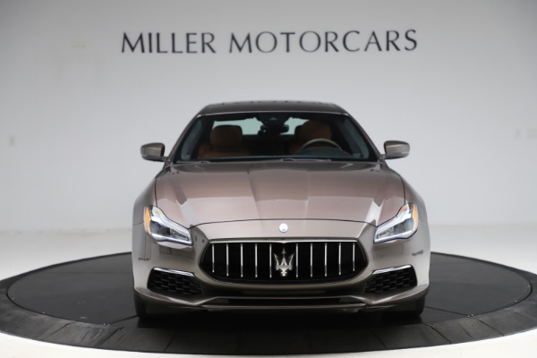 Used 2018 Maserati Quattroporte S Q4 GranLusso for sale $69,900 at Alfa Romeo of Westport in Westport CT 06880 12