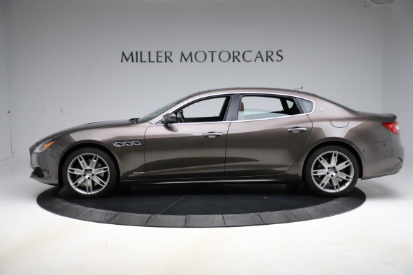 Used 2018 Maserati Quattroporte S Q4 GranLusso for sale $69,900 at Alfa Romeo of Westport in Westport CT 06880 3