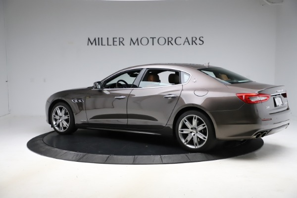 Used 2018 Maserati Quattroporte S Q4 GranLusso for sale $69,900 at Alfa Romeo of Westport in Westport CT 06880 4