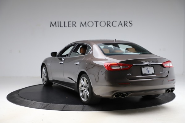 Used 2018 Maserati Quattroporte S Q4 GranLusso for sale $69,900 at Alfa Romeo of Westport in Westport CT 06880 5