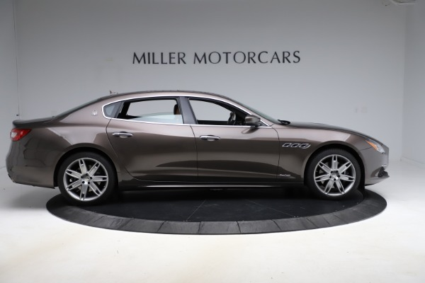 Used 2018 Maserati Quattroporte S Q4 GranLusso for sale $69,900 at Alfa Romeo of Westport in Westport CT 06880 9