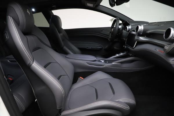 Used 2020 Ferrari GTC4Lusso for sale $264,900 at Alfa Romeo of Westport in Westport CT 06880 19