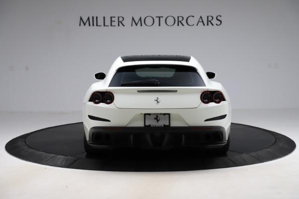 Used 2020 Ferrari GTC4Lusso for sale $264,900 at Alfa Romeo of Westport in Westport CT 06880 6