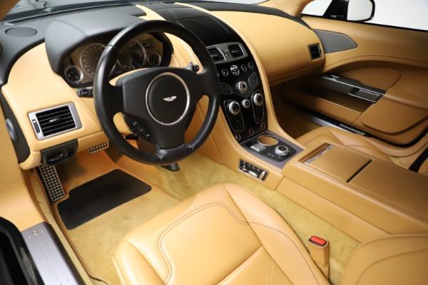 Used 2016 Aston Martin Rapide S for sale $123,900 at Alfa Romeo of Westport in Westport CT 06880 13