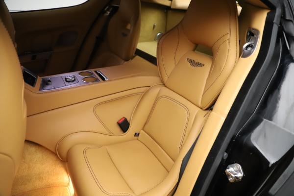 Used 2016 Aston Martin Rapide S for sale $123,900 at Alfa Romeo of Westport in Westport CT 06880 17