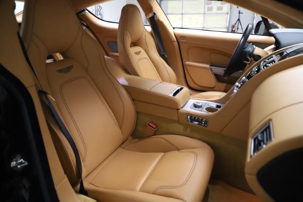 Used 2016 Aston Martin Rapide S for sale $123,900 at Alfa Romeo of Westport in Westport CT 06880 22