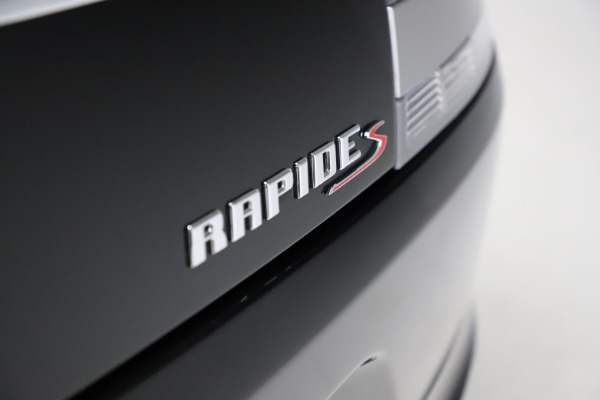 Used 2016 Aston Martin Rapide S for sale $123,900 at Alfa Romeo of Westport in Westport CT 06880 27