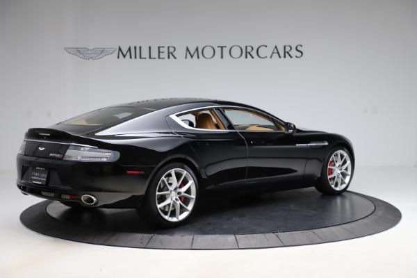 Used 2016 Aston Martin Rapide S for sale $123,900 at Alfa Romeo of Westport in Westport CT 06880 7