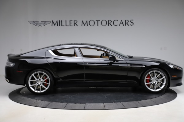 Used 2016 Aston Martin Rapide S for sale $123,900 at Alfa Romeo of Westport in Westport CT 06880 8