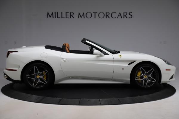 Used 2018 Ferrari California T for sale $169,900 at Alfa Romeo of Westport in Westport CT 06880 9