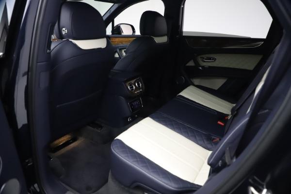 Used 2018 Bentley Bentayga W12 Signature Edition for sale $149,900 at Alfa Romeo of Westport in Westport CT 06880 20