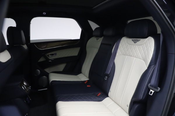 Used 2018 Bentley Bentayga W12 Signature Edition for sale $149,900 at Alfa Romeo of Westport in Westport CT 06880 22