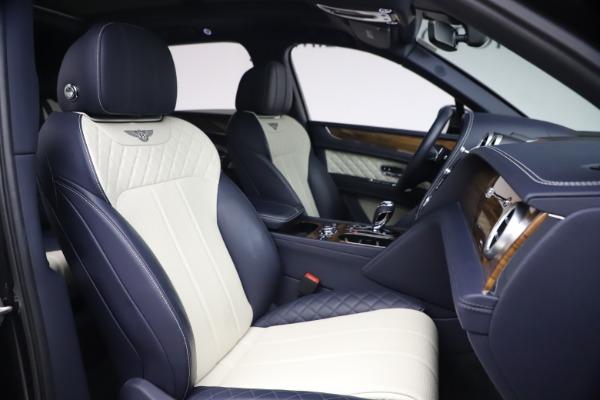 Used 2018 Bentley Bentayga W12 Signature Edition for sale $149,900 at Alfa Romeo of Westport in Westport CT 06880 26