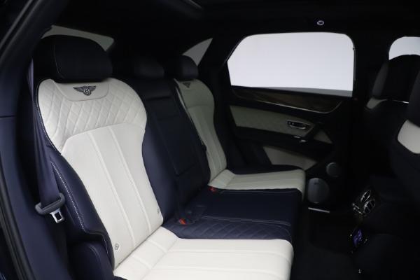 Used 2018 Bentley Bentayga W12 Signature Edition for sale $149,900 at Alfa Romeo of Westport in Westport CT 06880 28